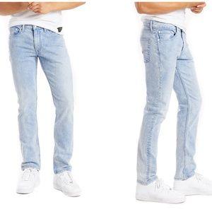 Levi's 511 men's jeans 30x30 light wash slim